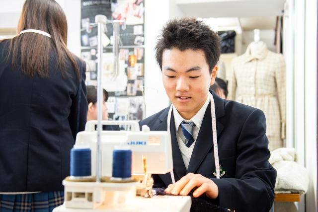 江東服飾高等専修学校 - 服飾学科・授業内容