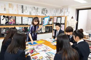江東服飾高等専修学校 - 服飾学科・授業内容 - ファッションビジネス