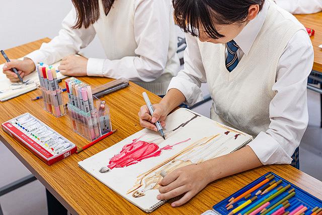 江東服飾高等専修学校 - 服飾学科 – 授業内容